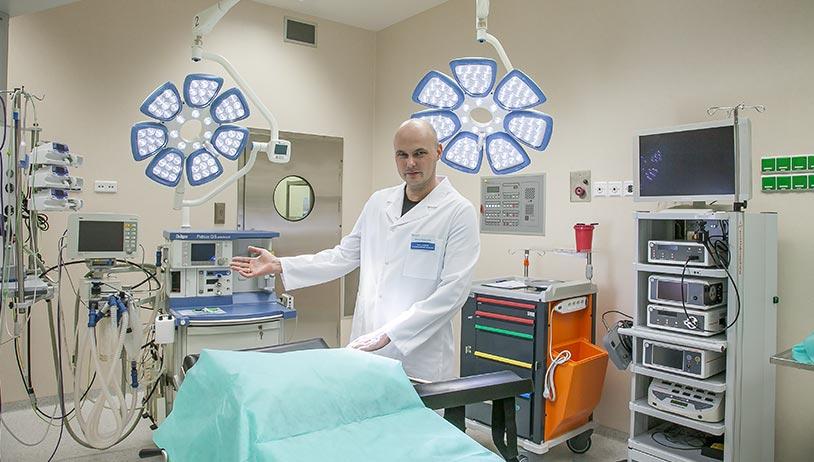 Chirurg Plastyczny Michał Piotrowiak Meritum Centrum Medyczne